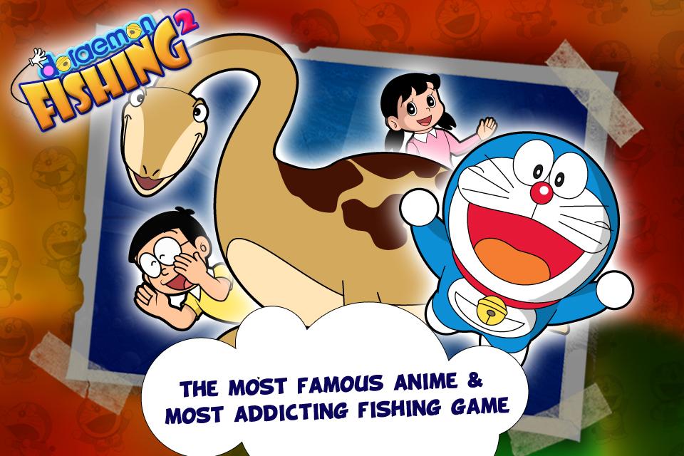 Doraemon Fishing 2 - Touch Arcade