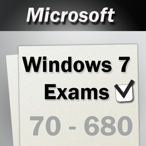 70-680: Config Windows 7 Exam - MCT MCITP
