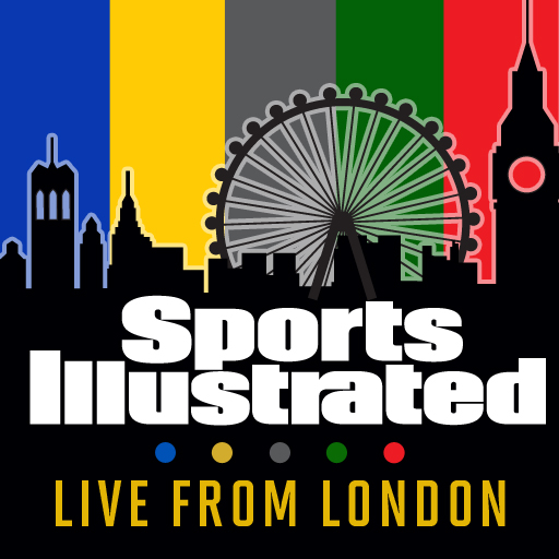 London 2012 Themed Daily Edition Of Sports Illustrated