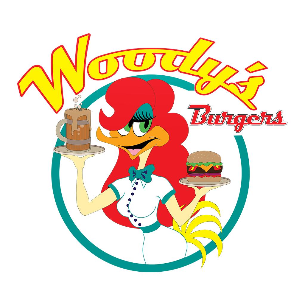 Woody's Burgers San Diego
