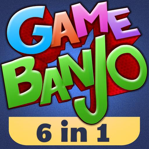 Gamebanjo (6-in-1 Games)