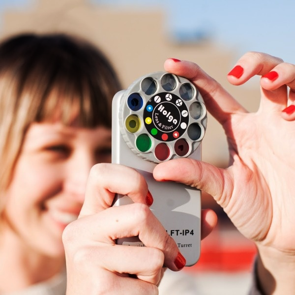 myLens - Camera Lens Filters And Optical Zoom Kits For iPhone And iPad