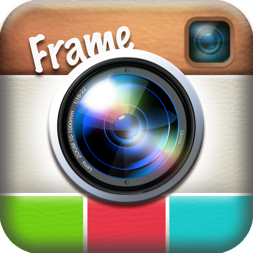InstaFrame - Photo Collage Editor, Picture Frames, Effects