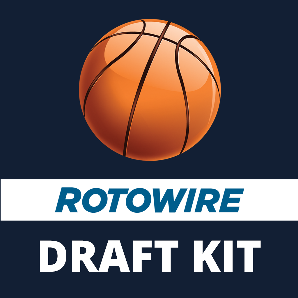 RotoWire Fantasy Basketball Draft Kit 2013