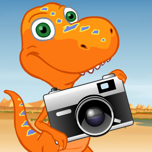 Dinosaur Train Camera Catch! icon