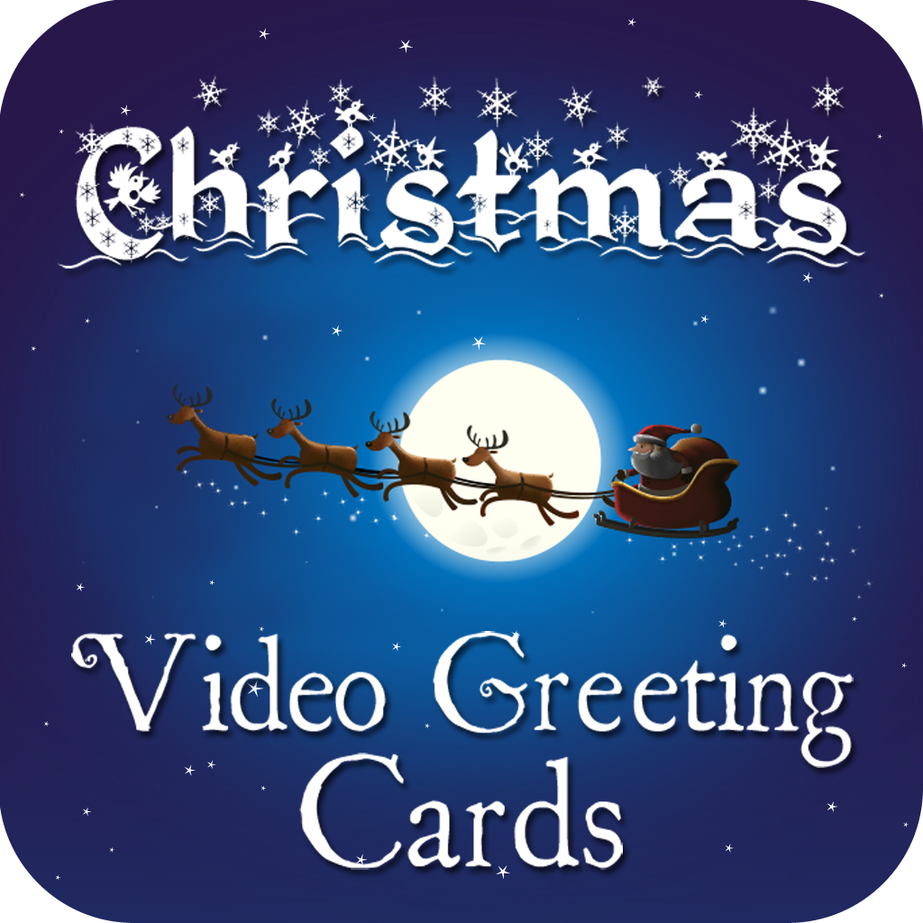 Christmas Video Greeting Cards