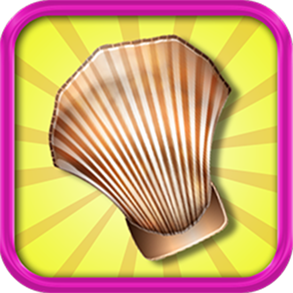 A Shell Toss Beach Game - Flick To Win LIVE Multiplayer Edition!