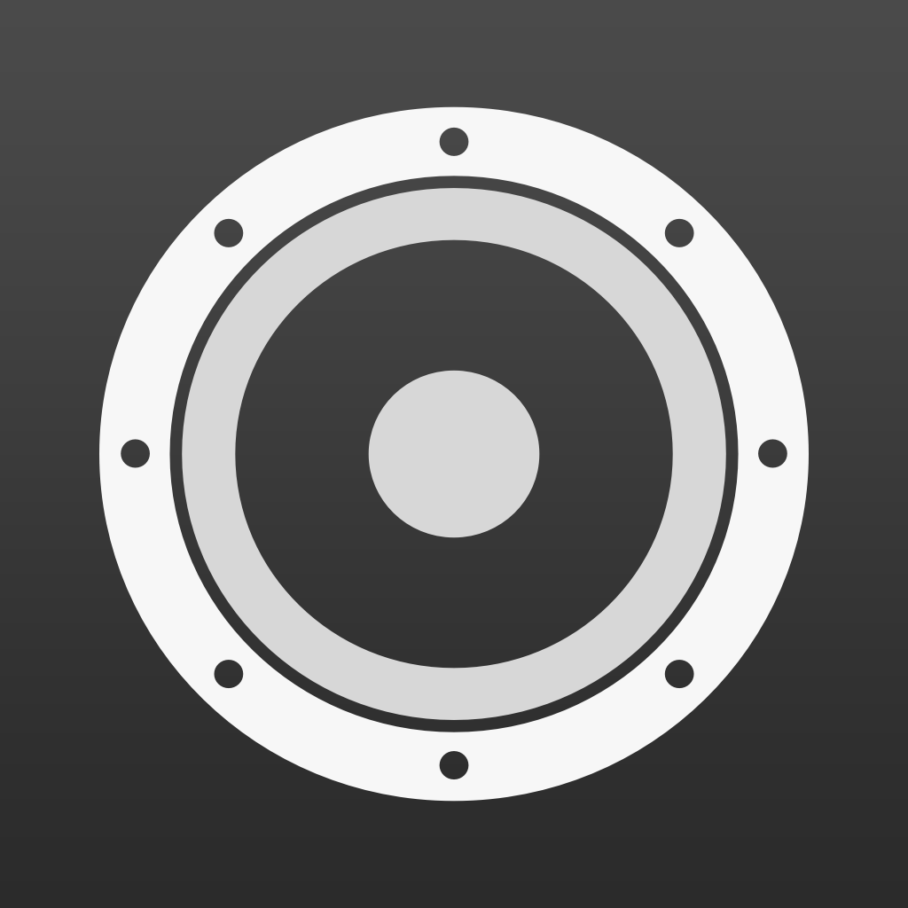 Audium - A Beautiful, Gesture Driven Music Player