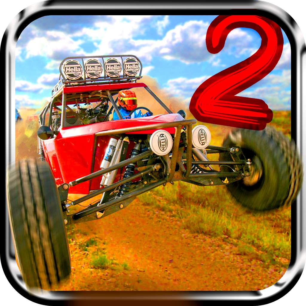 Off Road Rally Race 2 - Nitro Boost