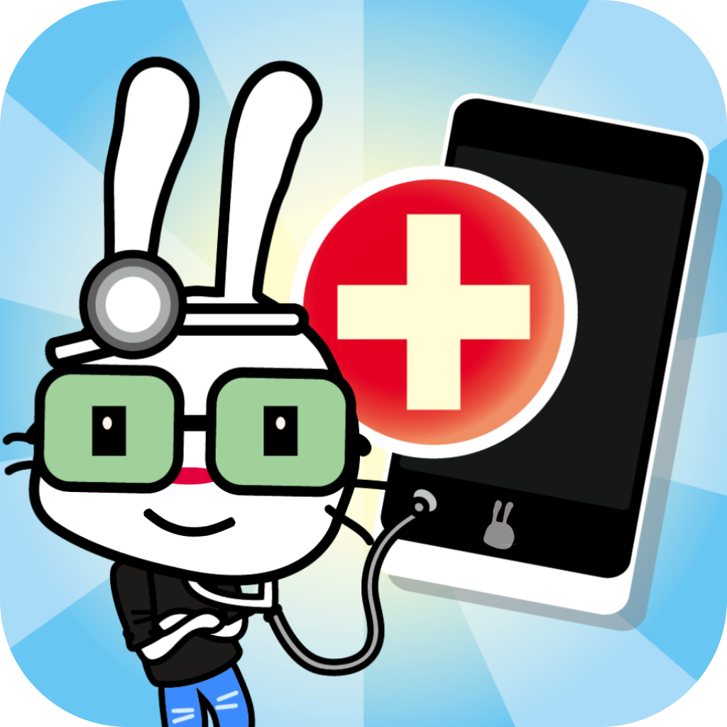 PhoneDoctor+(Check iPhone 25 hardware items. Optimization of system.)