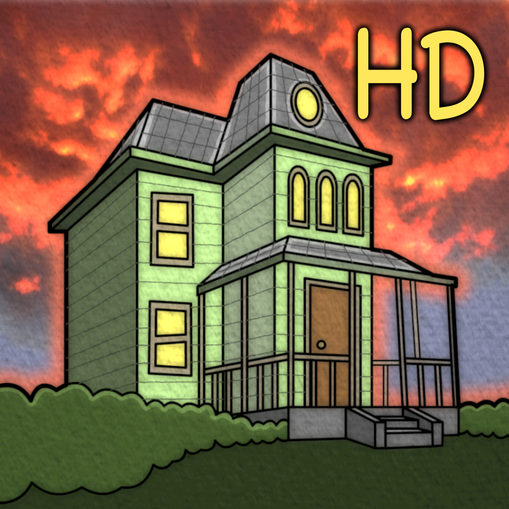 Spooky Manor HD