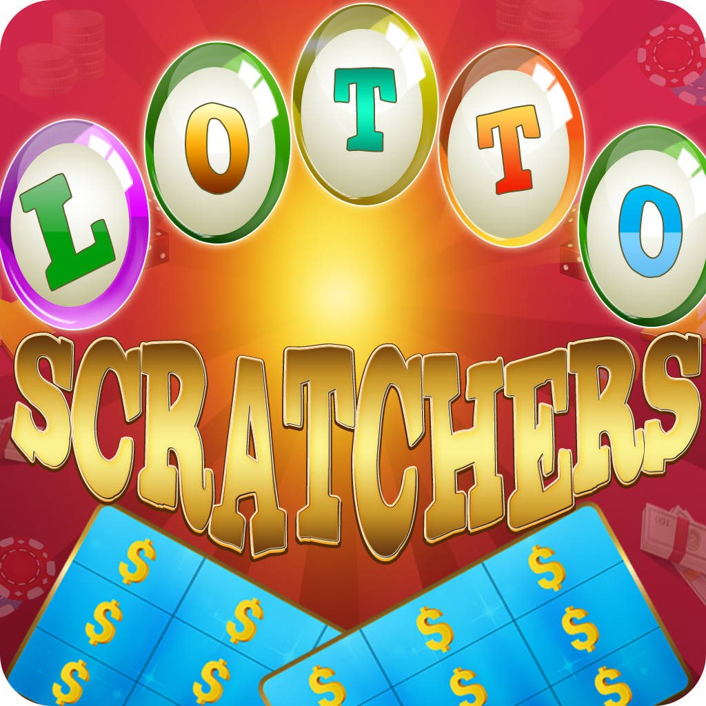 Lotto Scratchers - Lottery Tickets Game