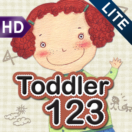 Toddler 123 Lite for iPad icon