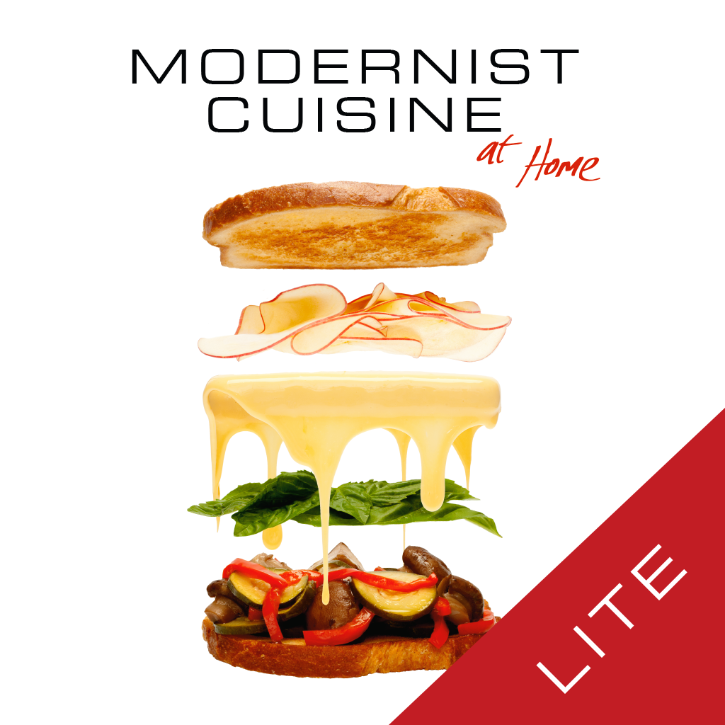 Modernist Cuisine at Home: Lite Version