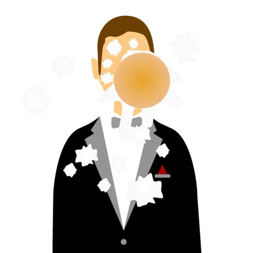 パイ投げ icon