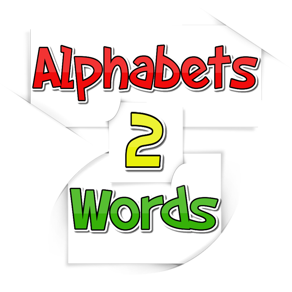 Alphabets 2 Words