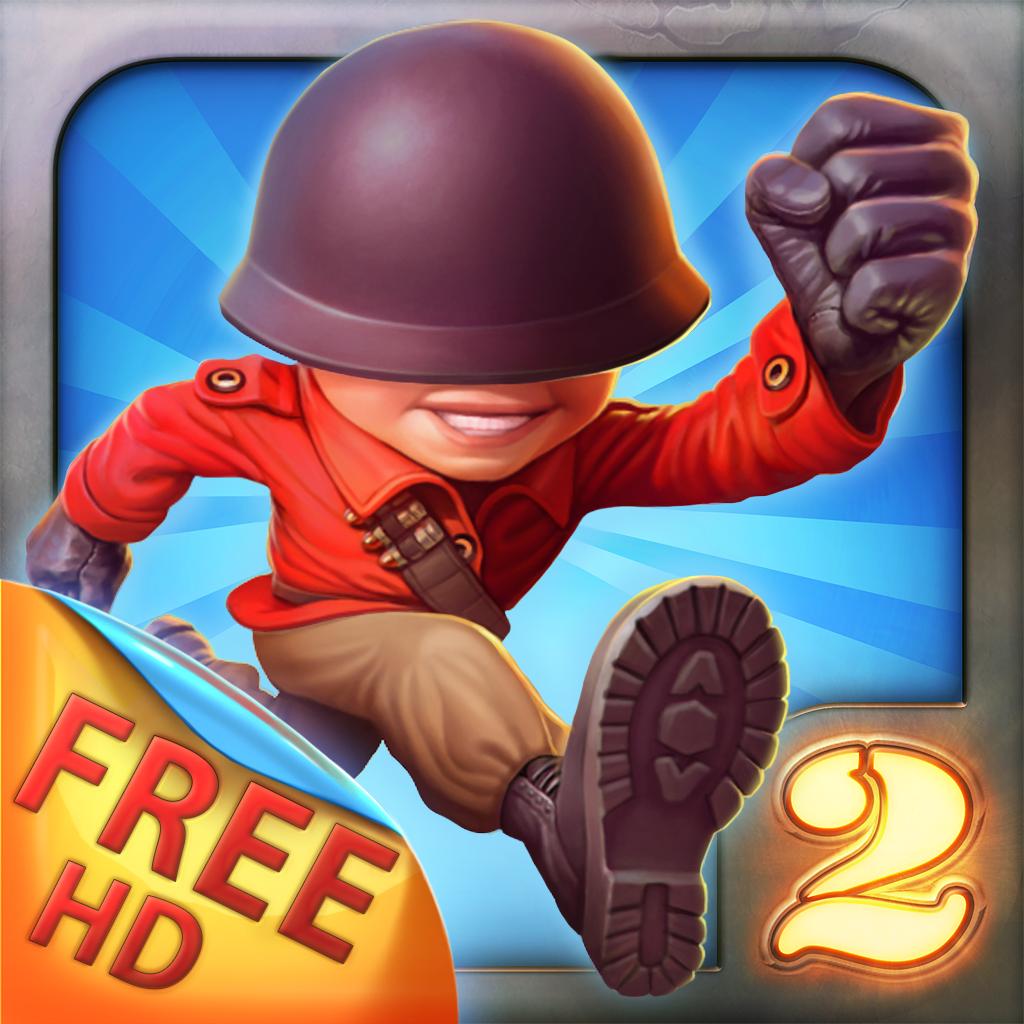 Fieldrunners 2 HD Free