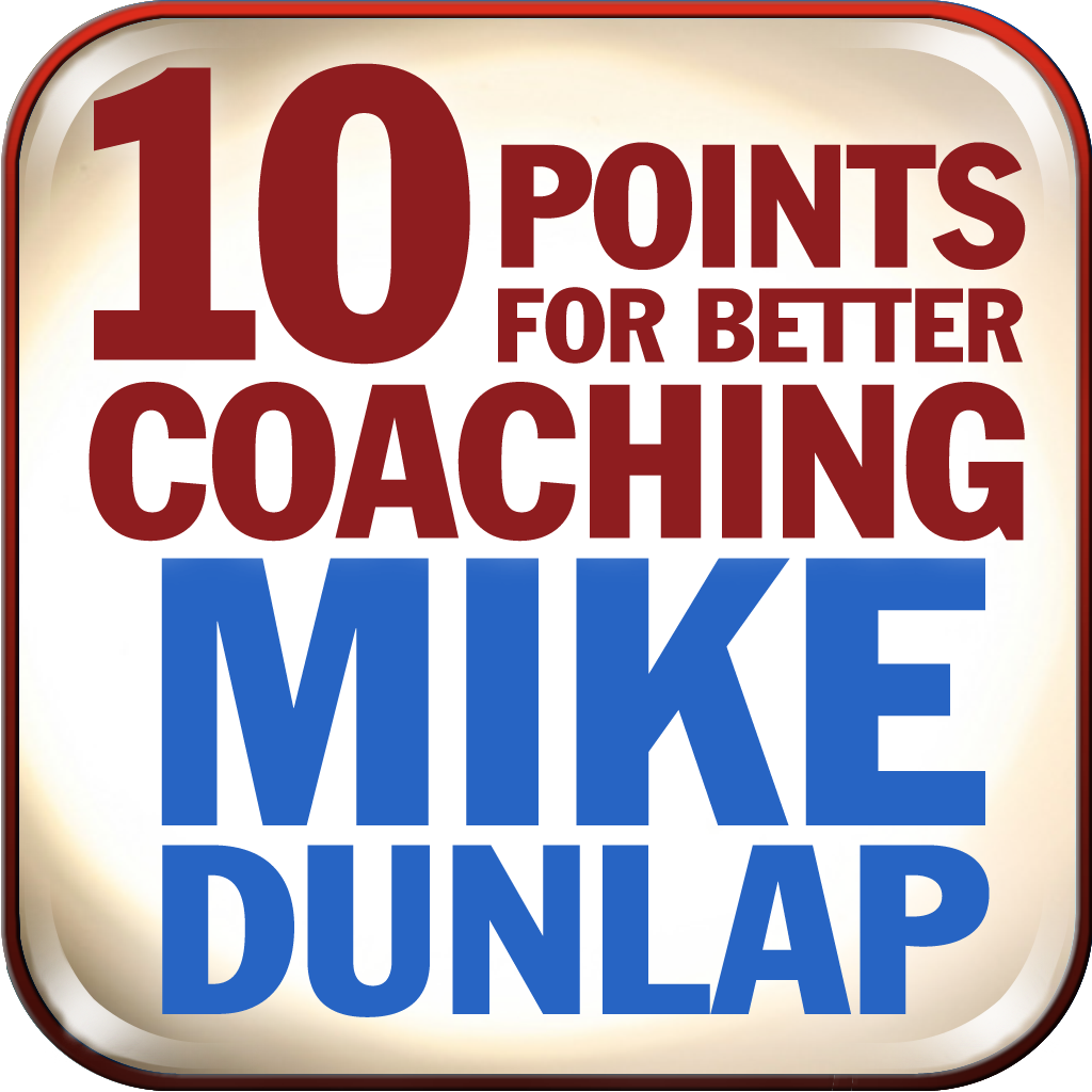 10 Points For Better Coaching - With Coach Mike Dunlap - Full Court Basketball Training Instruction - XL icon