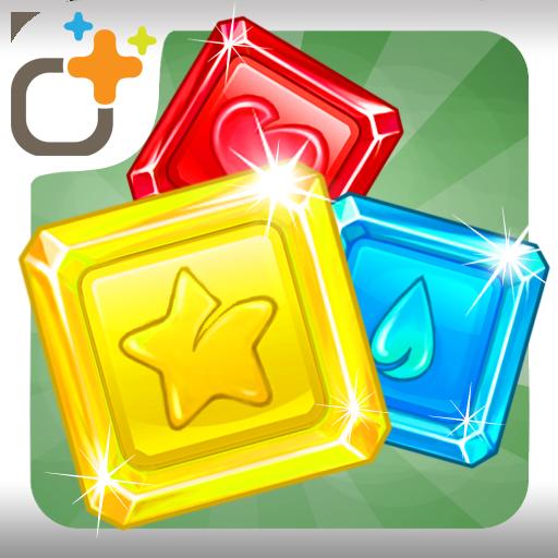 Diamond Rush - clear gems to dash - best game by Fun Plus