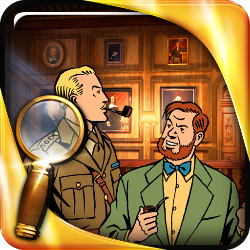 Blake and Mortimer - The Curse of the Thirty Denarii