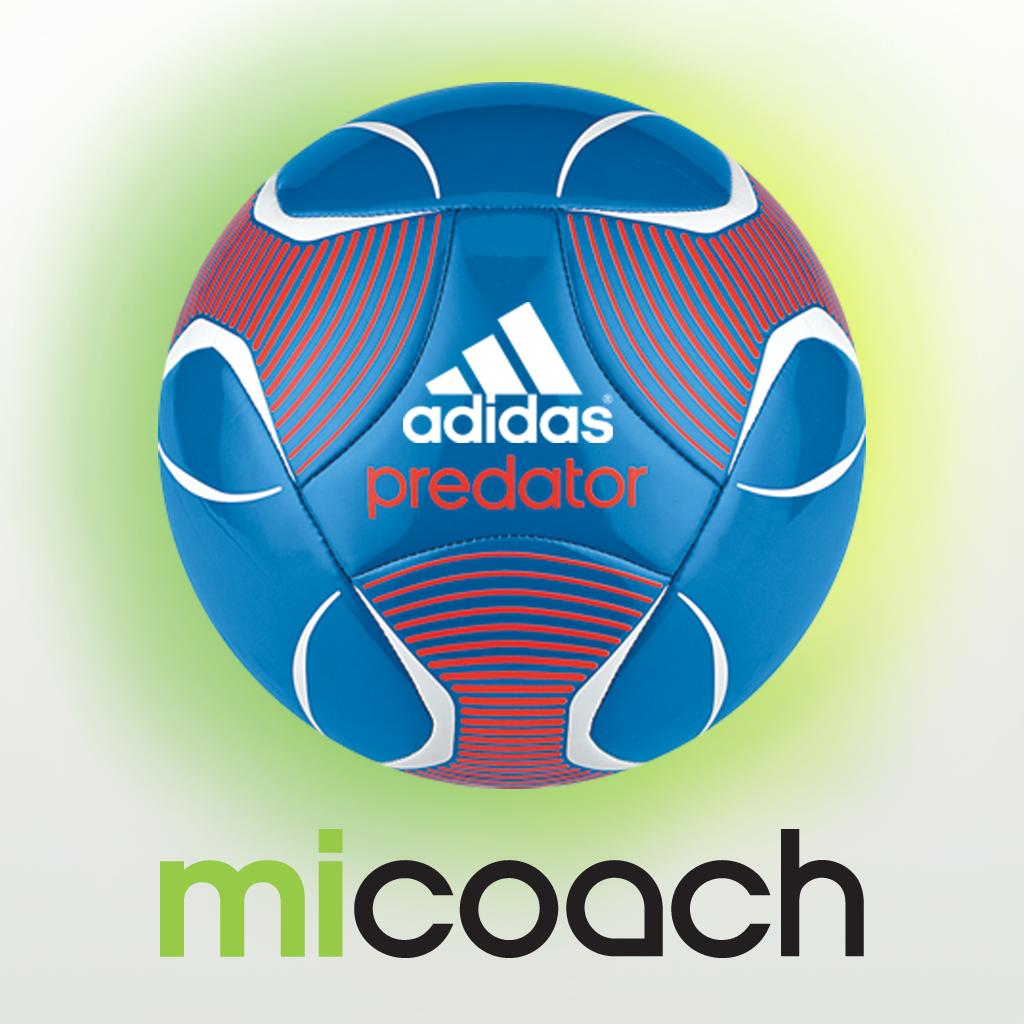 miCoach Soccer icon