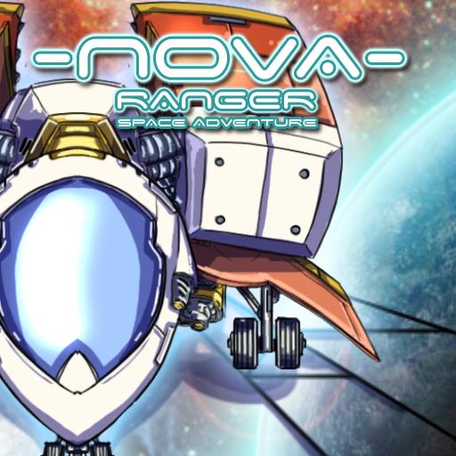 NOVA ranger space adventure
