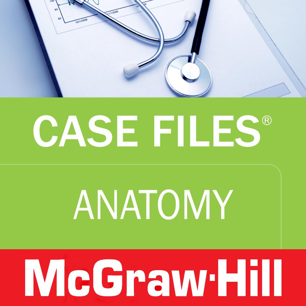 Case Files Anatomy (LANGE Case Files) McGraw-Hill Medical