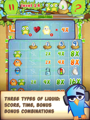 PipeRoll Birds HD Screenshot