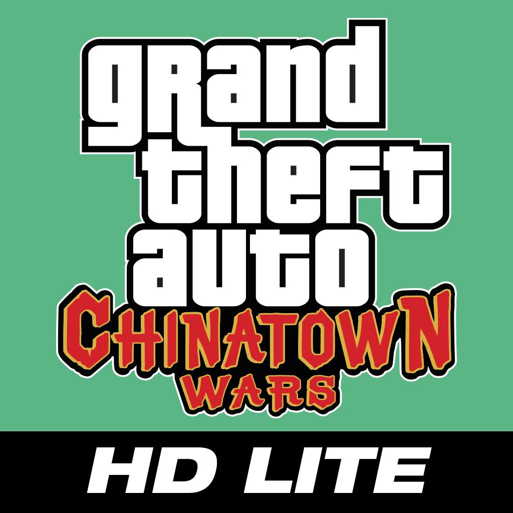 Grand Theft Auto: Chinatown Wars HD Lite icon