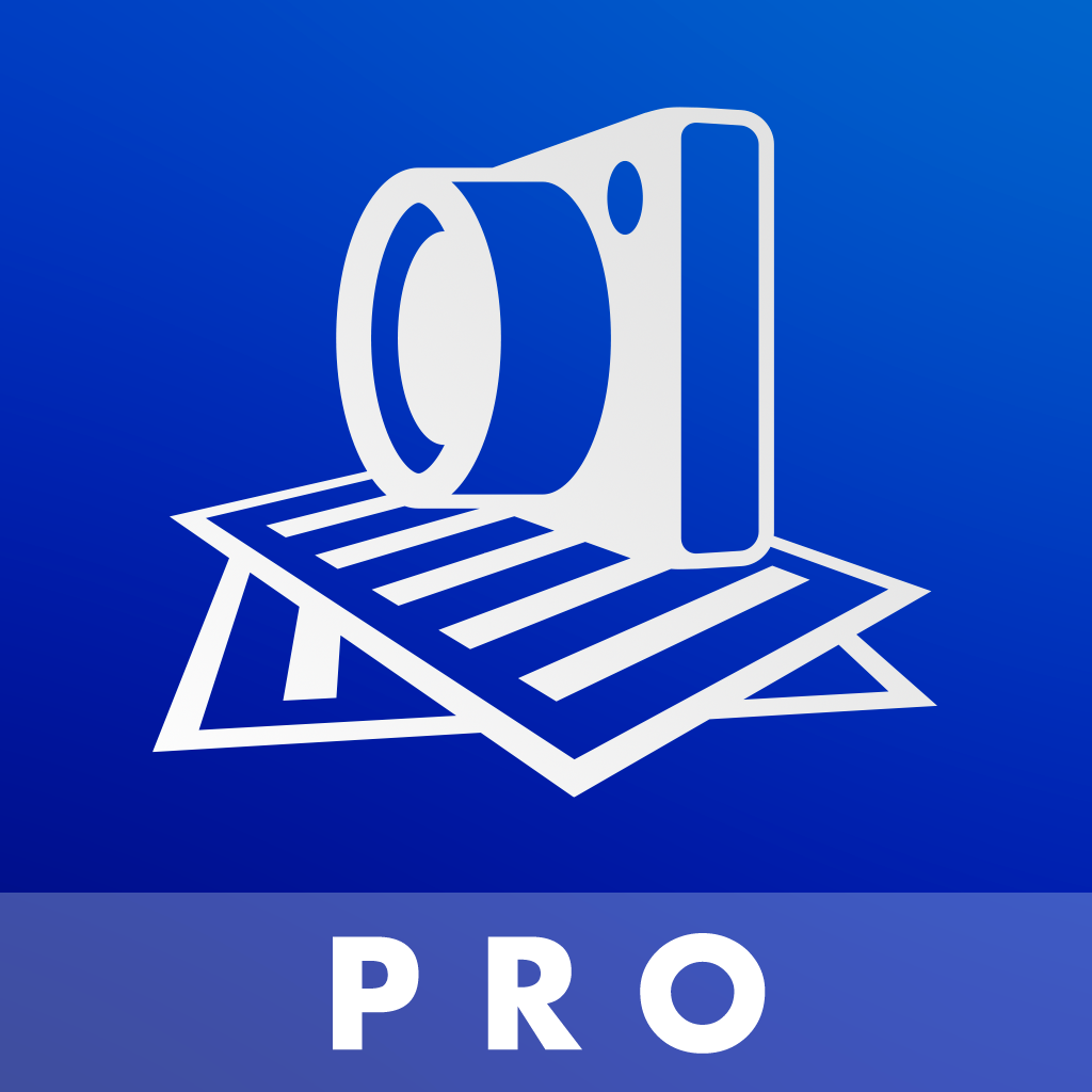 SharpScan Pro: rapidly scan multipage documents into clean PDF on the go