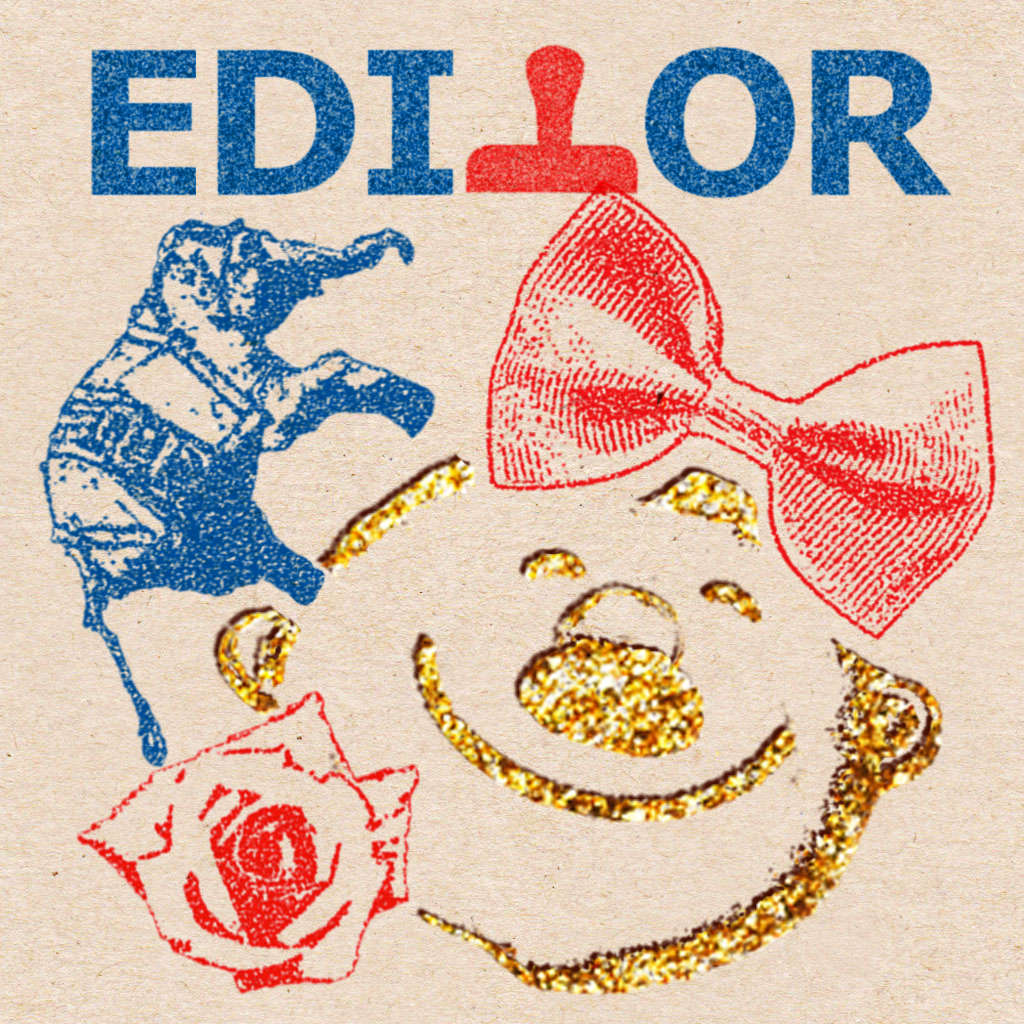Editor for Stampgraphy