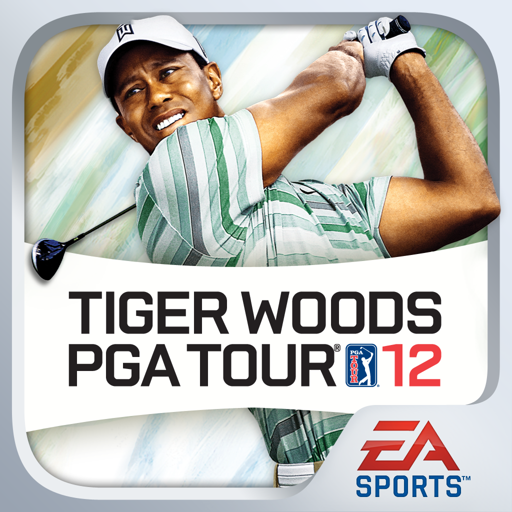Tiger Woods PGA TOUR  12 for iPad
