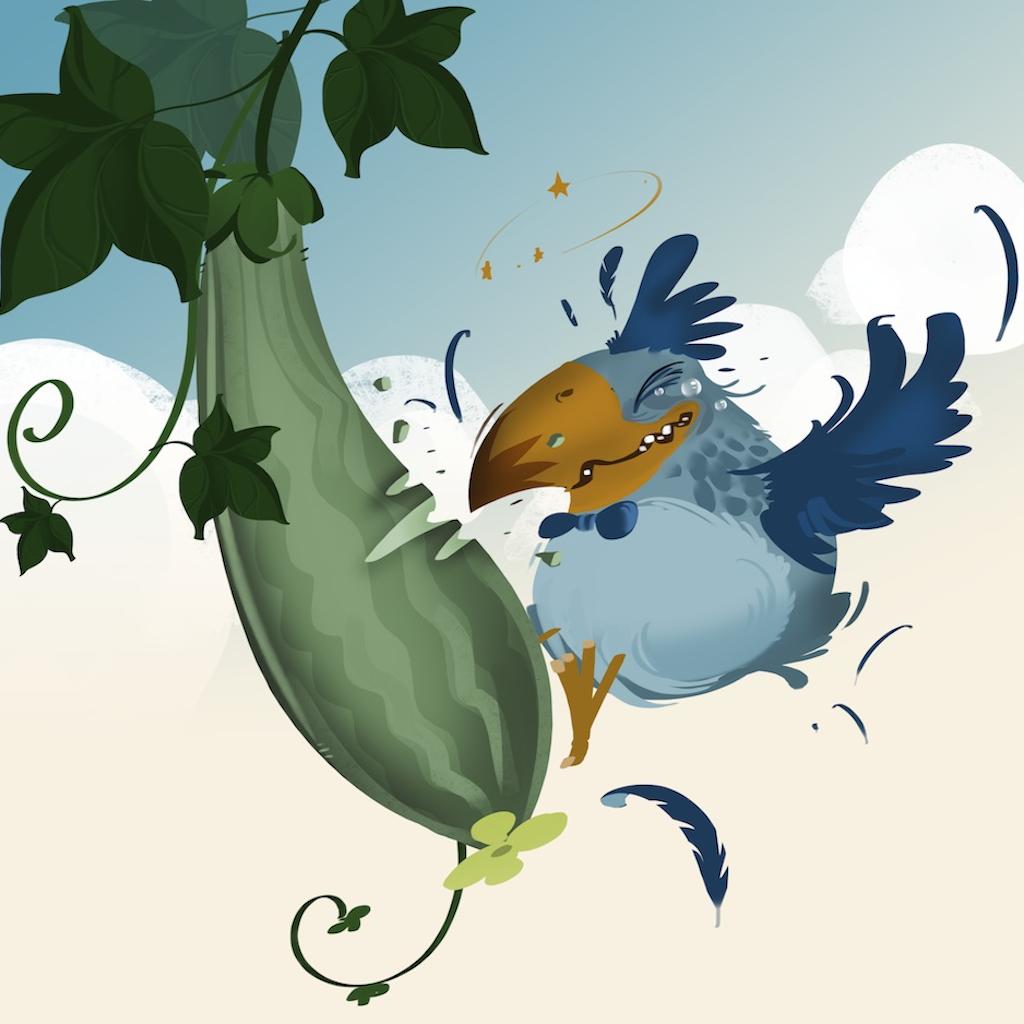 啄木鸟嘟嘟-小喇叭绘本-yes123