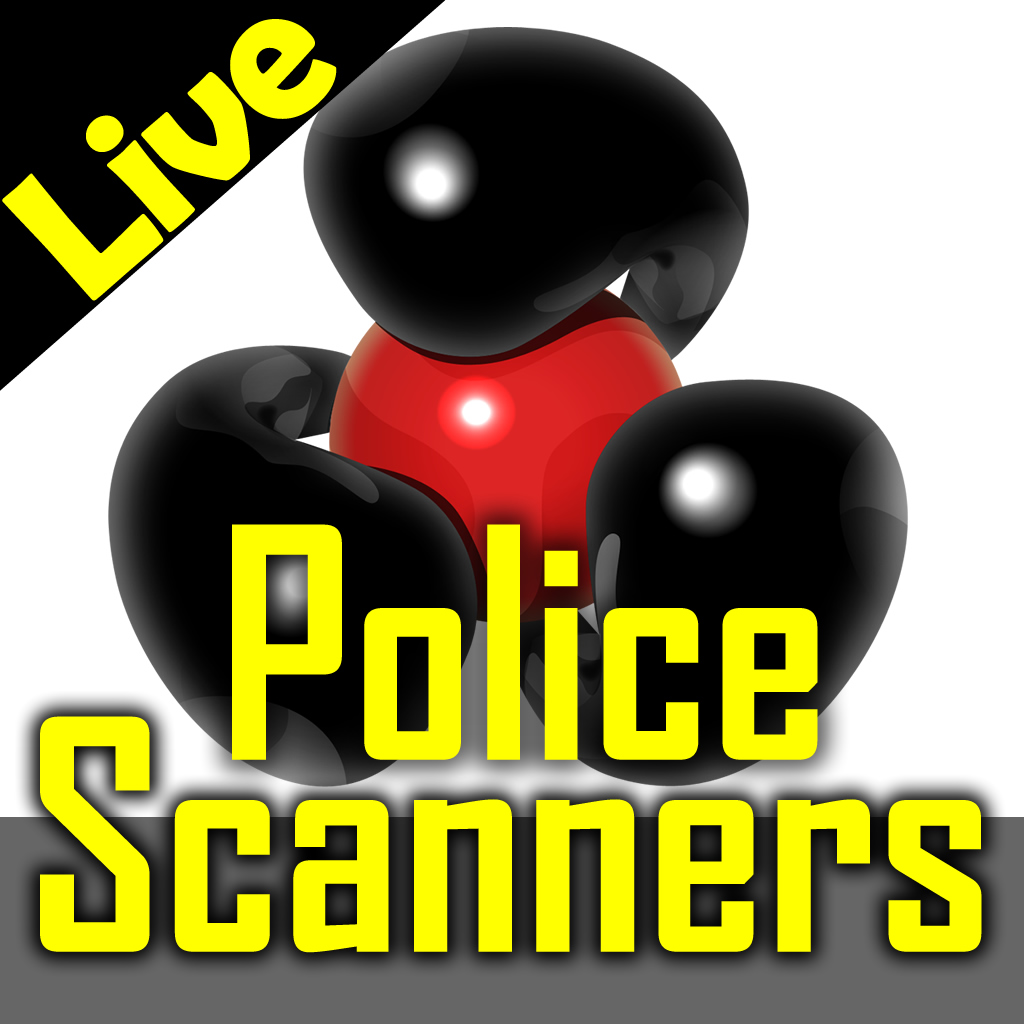 Police scanner radio+ : live police, fire, ambulance, air traffic