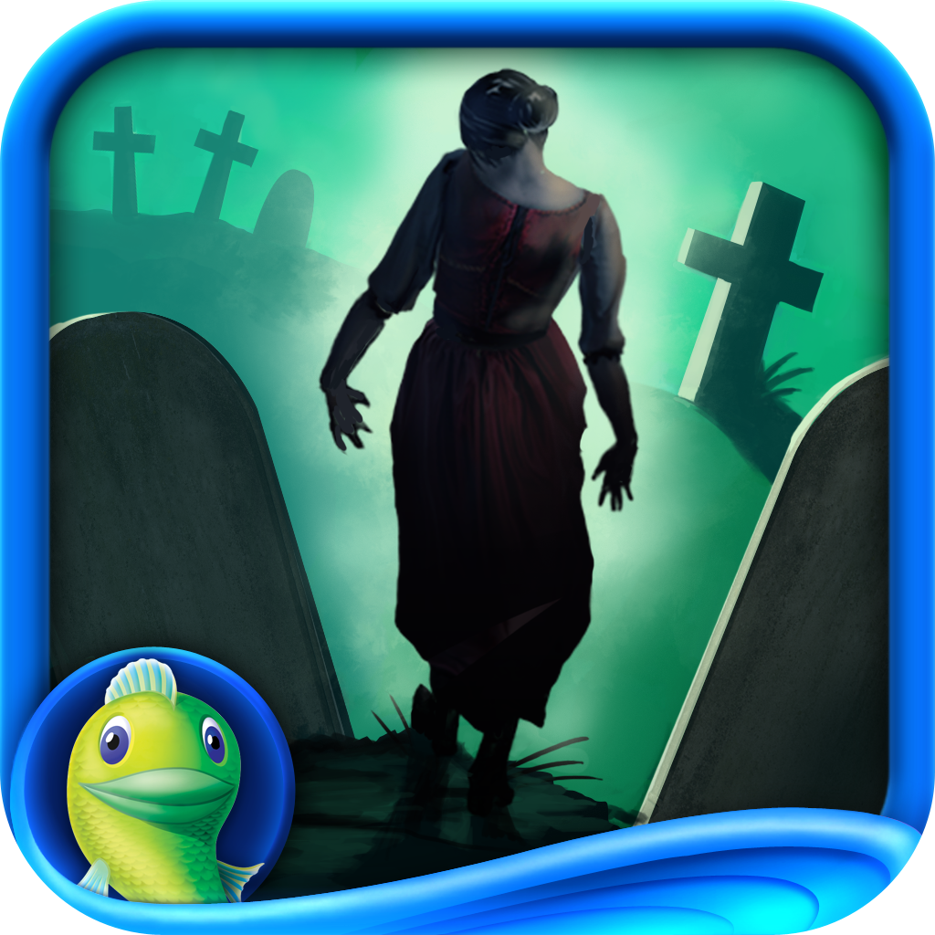 Haunted Legends: The Undertaker HD - A Hidden Object Adventure