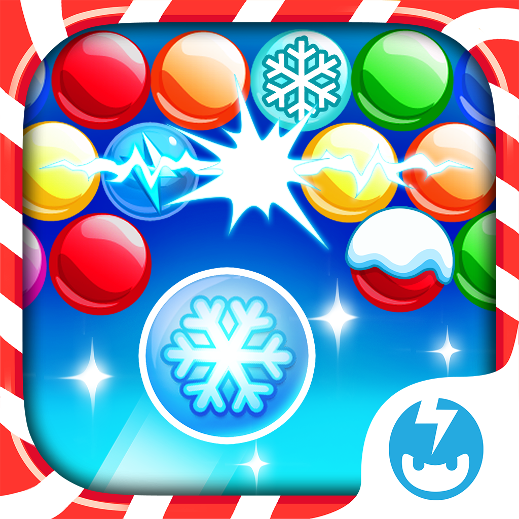 Bubble Mania: Christmas