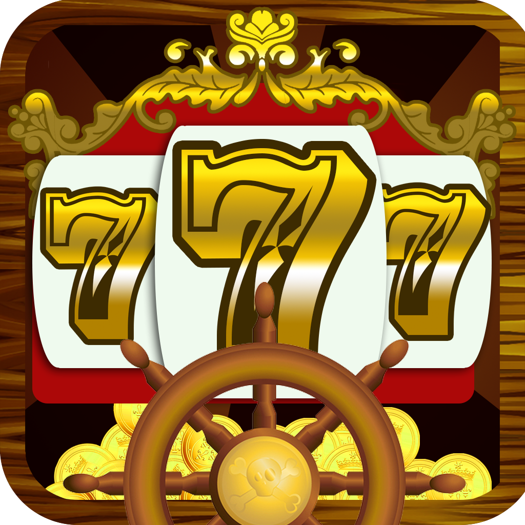 A Crazy Pirate Slots-Treasure of the Caribbean icon