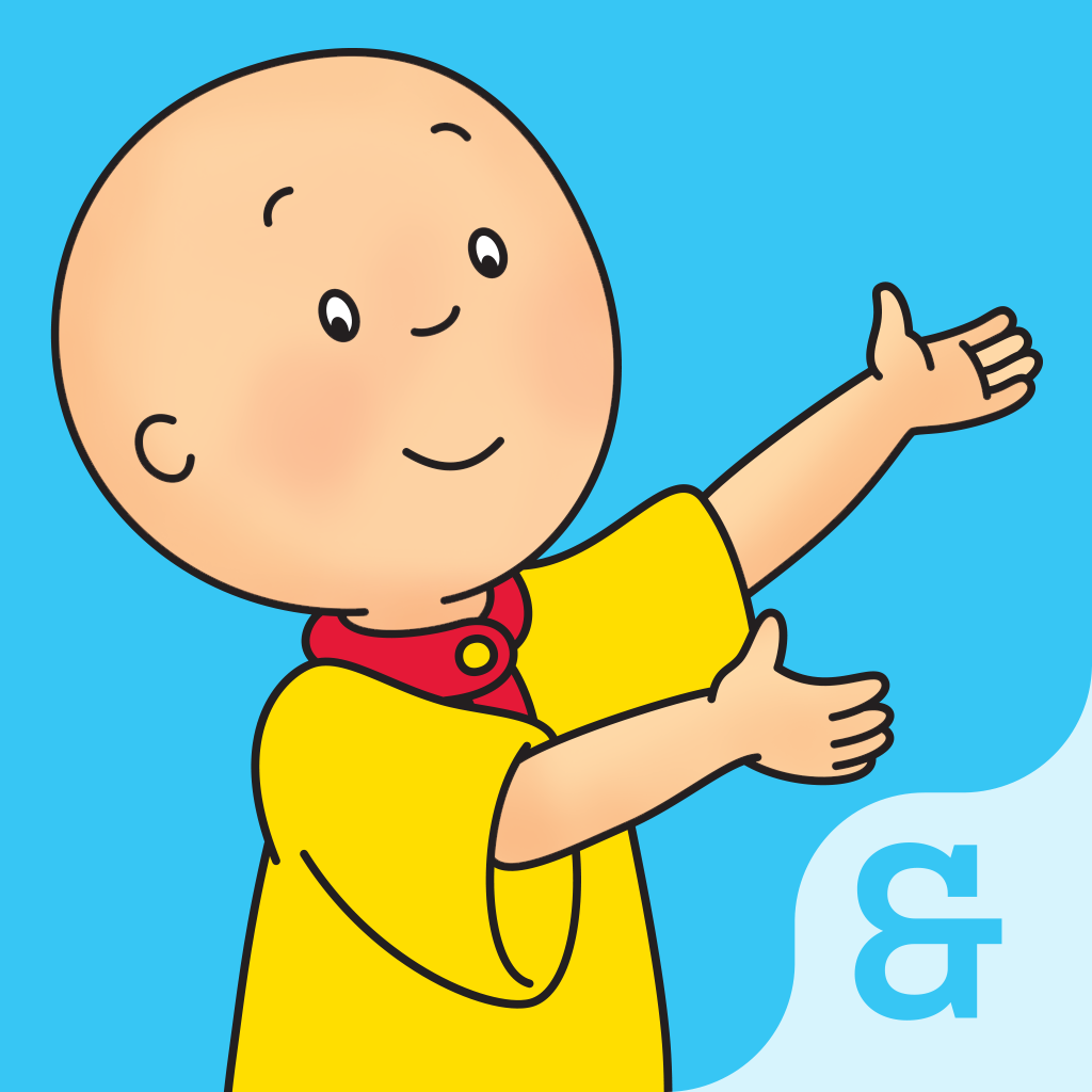Caillou's World for iPad