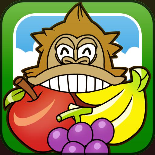 THE ORANGUTANS -FRUIT PANIC-