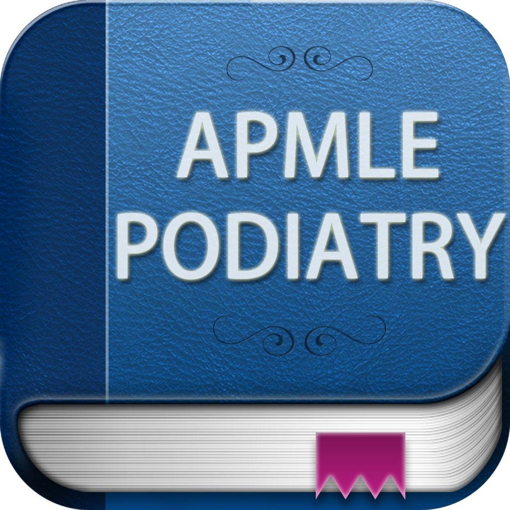 APMLE Podiatry Part 1 Exam Prep