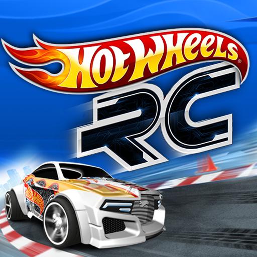 Hot Wheels® RC iNITRO SPEEDERS™ for iPad