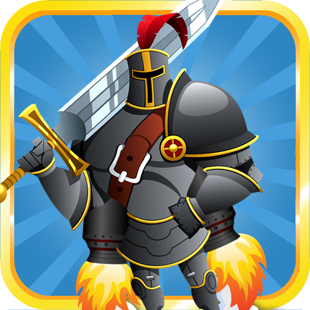 A Rocket  Knight Jetpack - Clash of Dragons