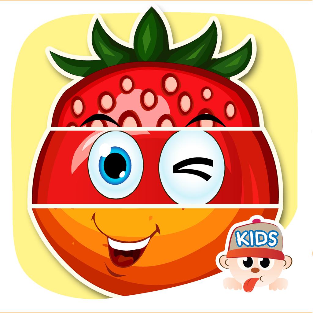 Minti Kids Fruits & Veggies