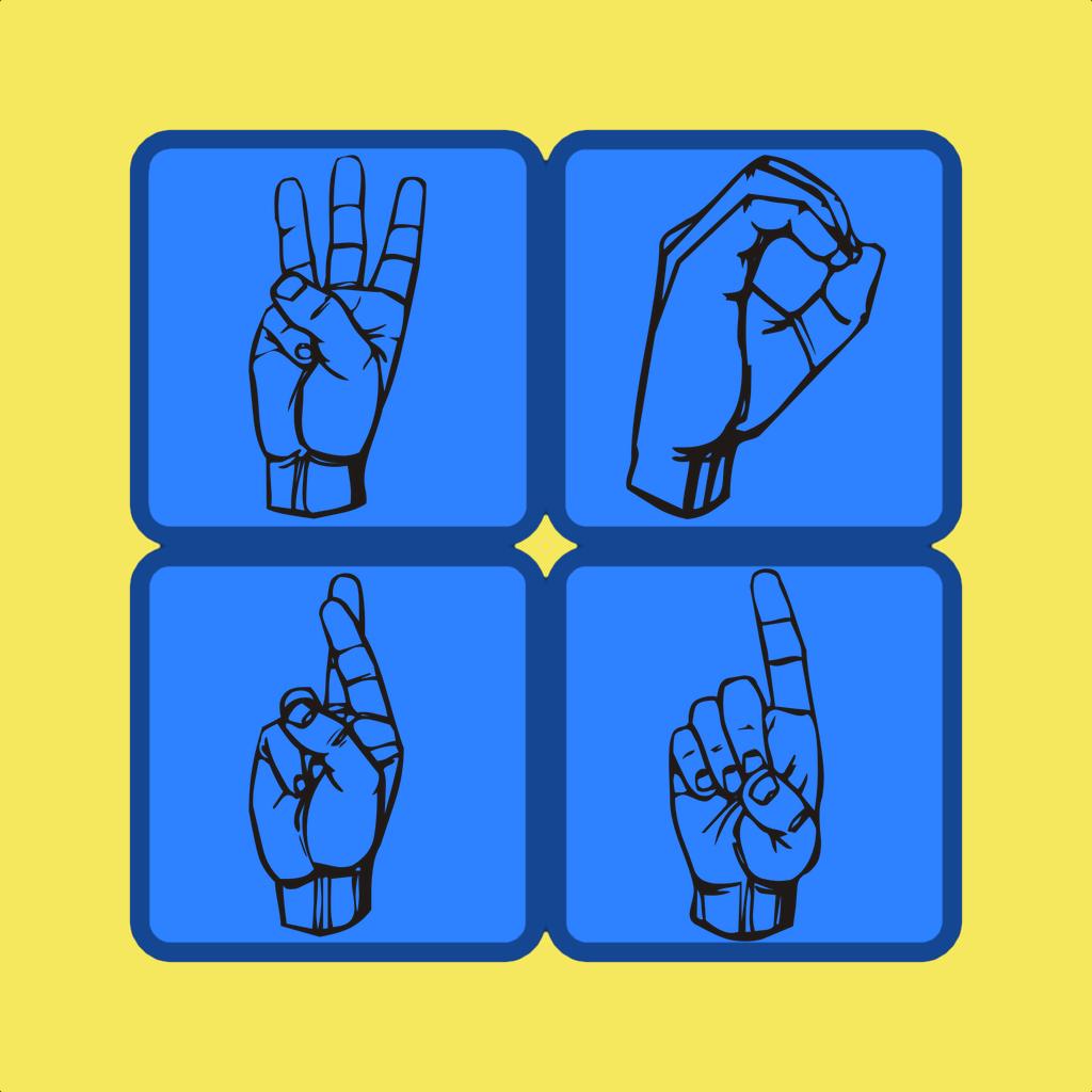 ASL Word Shuffle