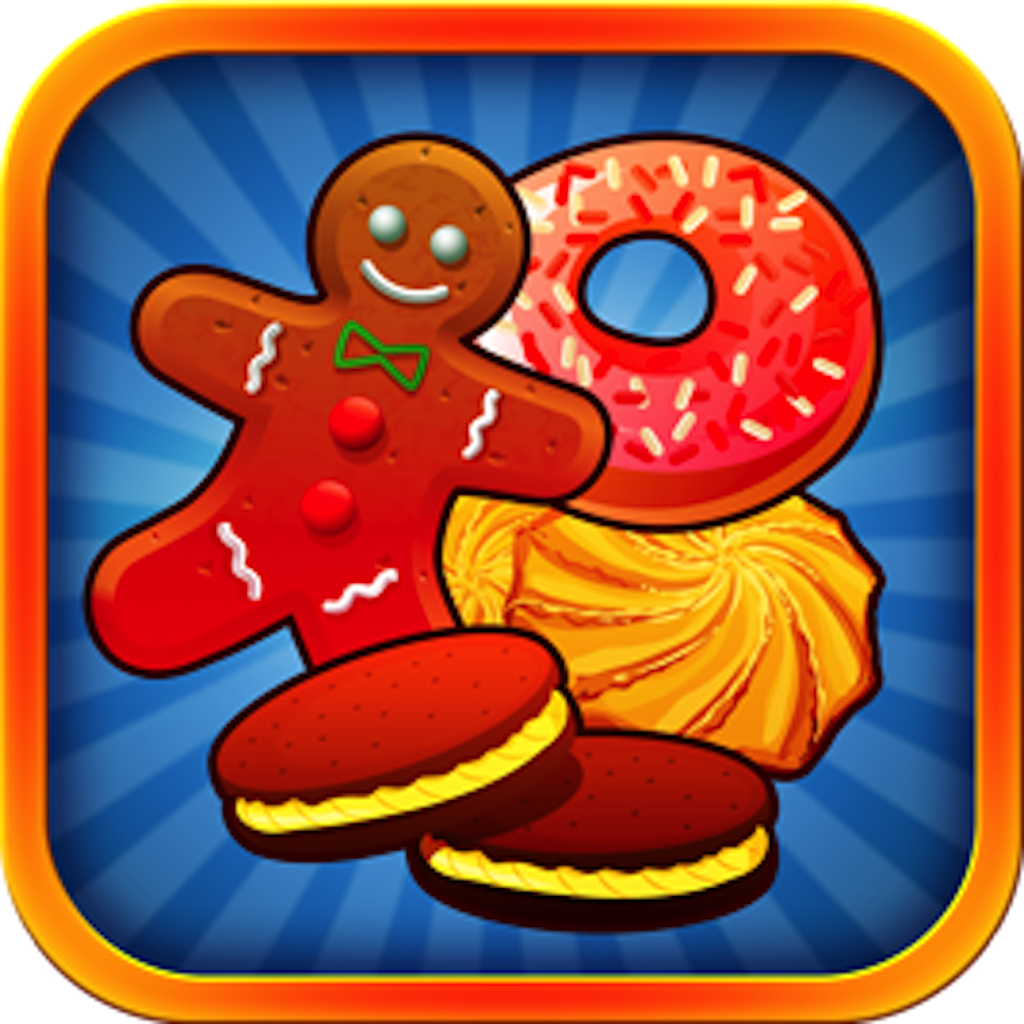 Magic Cookie Hexa - A Sweet Crunchy Puzzle Saga