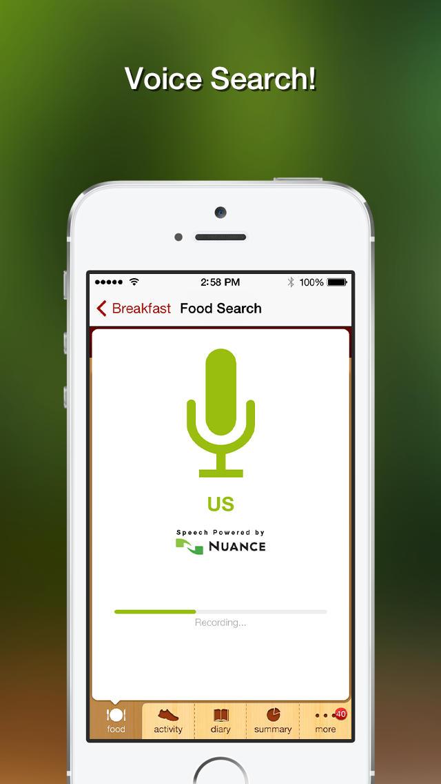 Calorie App Iphone
