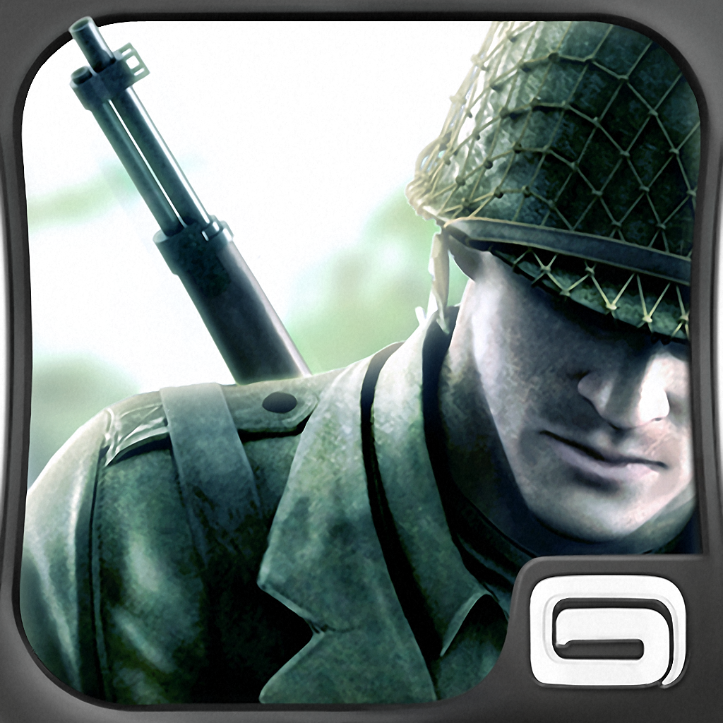 Brothers In Arms® 2: Global Front Free+ icon