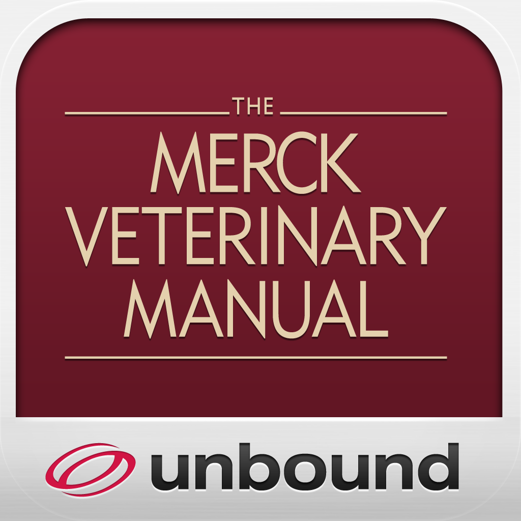 The Merck Veterinary Manual icon