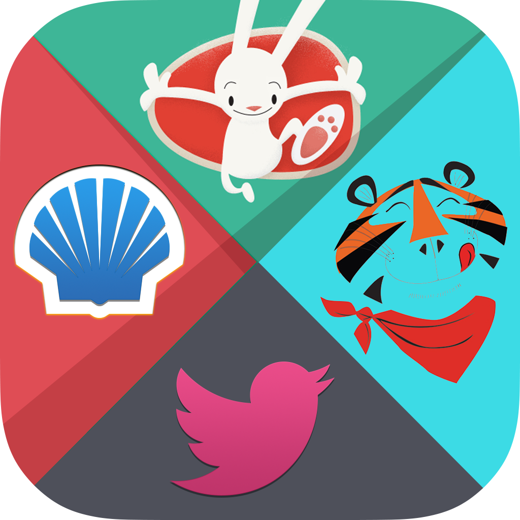 Addictive Emoji Brand Quiz: Guess what's the food logo icon