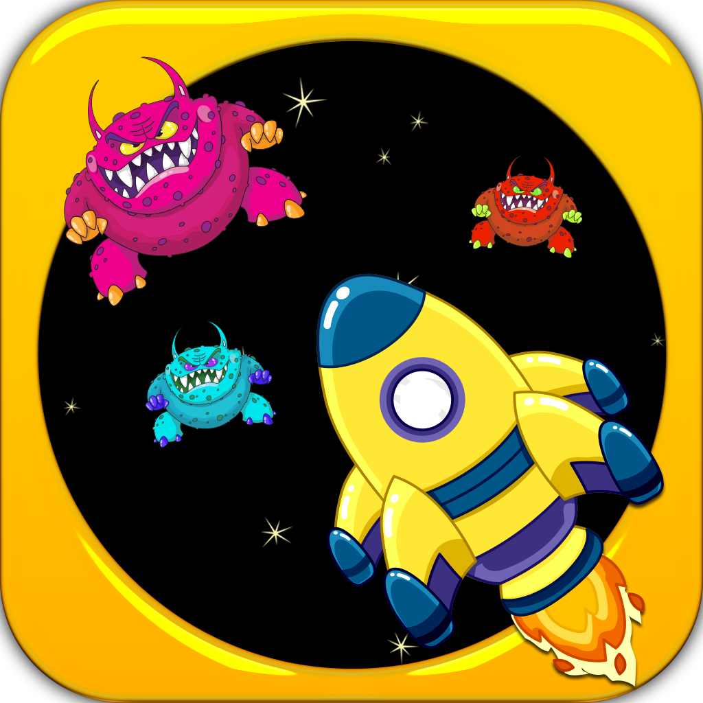 A Space Rocket Extreme - A Galactic Alien Escape Battle War Full Version